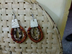 Hand Made Earring
