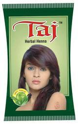 Taj Henna Burgundy Henna Hair Color, for Parlour