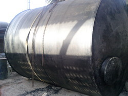 Chemical Storage HDPE