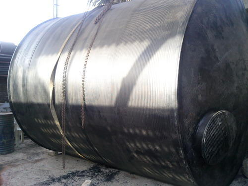 PP storage Tank - Chemical Storage HDPE Manufacturer from Vapi