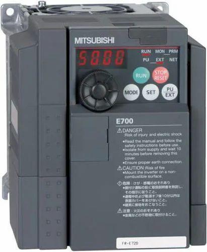 mitsubishi fr e700 frequency inverters a square e systems rh indiamart com mitsubishi freqrol a700 vfd manual mitsubishi vfd a700 manual