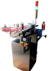 Vacuum Pick And Place Labeling Machine