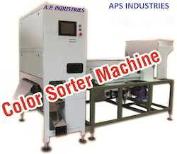 Seed Color Sorter