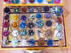 Onyx Coloured Pebbles