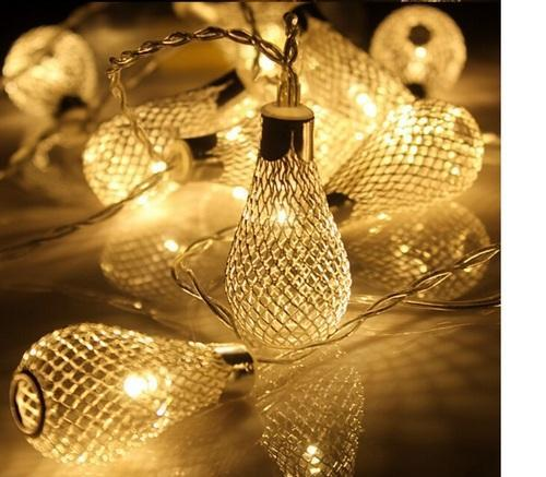 Christmas Led Lights.20 Led Battery Decorative Lights
