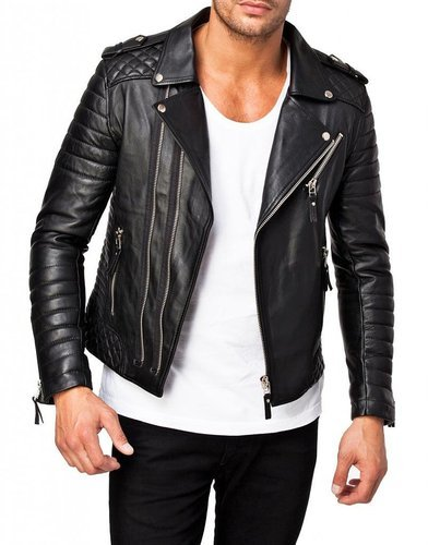8e34750f1300 Mens PU Leather Jacket at Rs 1350 /piece | Pu Leather Jacket | ID ...
