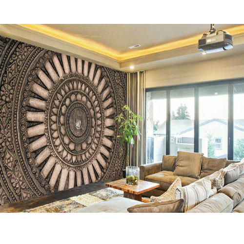 3D Wall Mural at Rs 150 square feet Wall Murals ID 13345904512