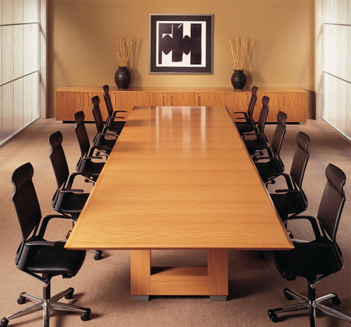 Veneer Conference Table At Rs Pieces Boardroom Table - 12 ft conference table