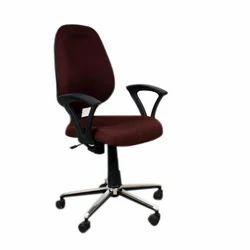 Amrod Maroon Executive Chair