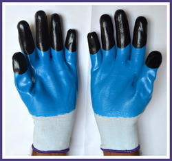 Nitrile Coated Glove Manufacturers Suppliers Amp Wholesalers