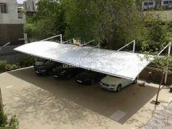 Car Park Tensile Structure