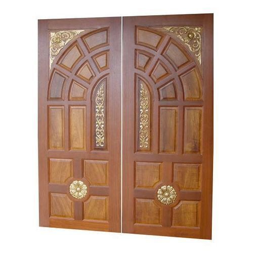 Wooden Front Double Door at Rs 850 /square feet | Ballabhgarh ...