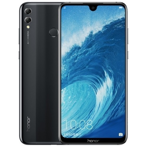 Huawei Honor 8x Max, 4gb+128gb 5000mah Battery 7 12 Inch Emui 8 2 (android  8 1)