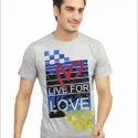 Printed Mens T Shirt