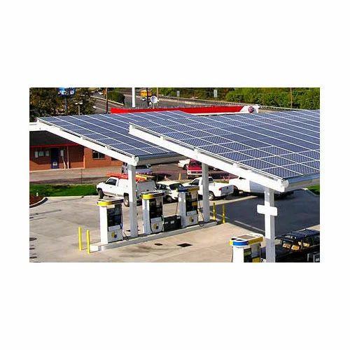 Vikram Solar Petrol Pump Solar System Rs 100000 Kilowatt
