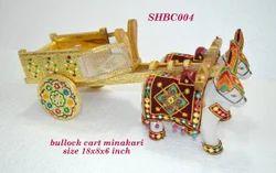 Bullock Cart Minakari