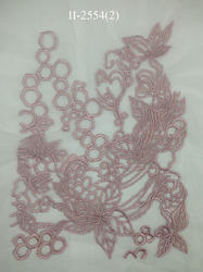Machine Embroidery Work