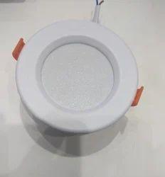 White 6 Watts Spot Box Fitting