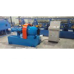 Pipe Tube Embossing Machine