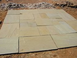 Rajgreen Sandstone Paving