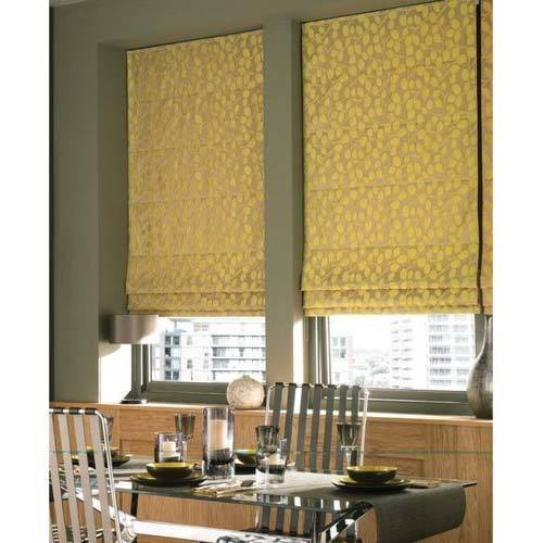 Roman Blinds Making At Rs 125 Square Feet रोमन