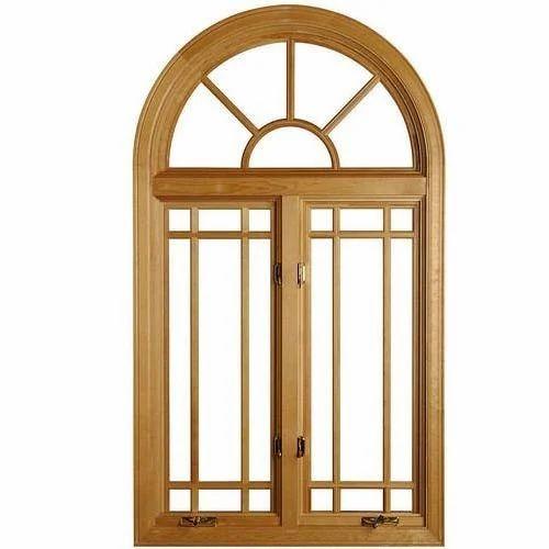 Design Wooden Window Frame