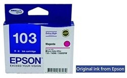 Epson 103N Magenta Ink Cartridge