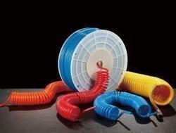 Polyurethane 98 Sha Calibrated Spiral Tubes Serie Fast