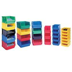 Shelving Rack Bins