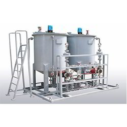 Chemical Dosing Skid System
