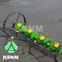 8 Row Plastic Drum Seeder