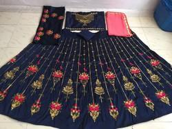 Full Embroidery Lehenga Choli