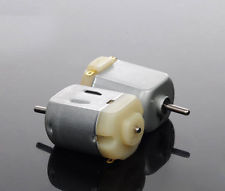 DC Motor Big Size 3 to 12V, 3000RPM