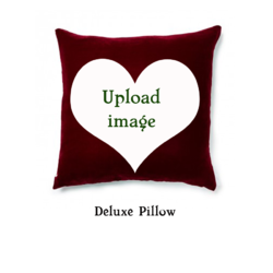 Deluxe Pillows Printing Service