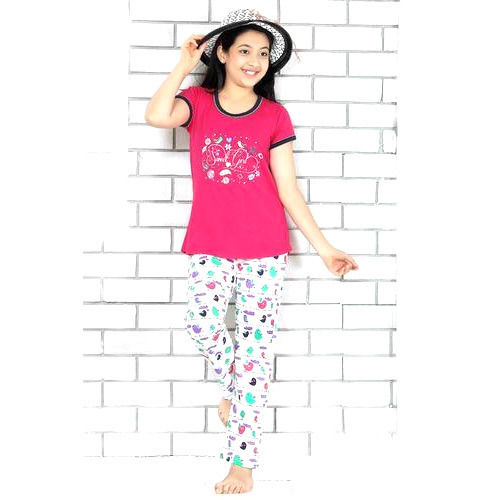 Girl Night Suits at Rs 320  set(s)  c7efe3da9
