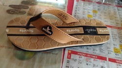 Leemos Sporty Slippers, Size: 6x10