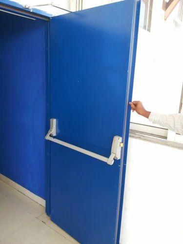 Dorma Panic Bar At Rs 6500 Piece डोर पैनिक बार दरवाजे