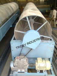 Rotary Screen Sifter