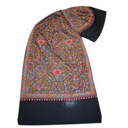 Jamma Embroidery Scarves