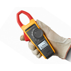 Digital AC DC Leakage Clamp Meter