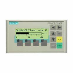 Siemens Simatic Operator Panel