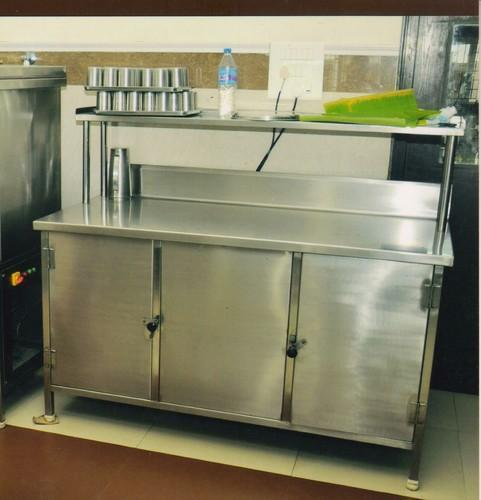 Stainless Steel Chat Counter, Rs 27000 /piece, Sri