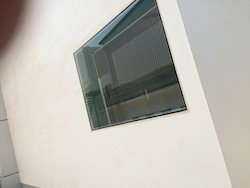 Galavanized Window