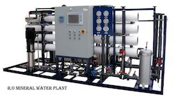 Mineral Water Process Plant