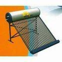 V-Through Solar Water Heater