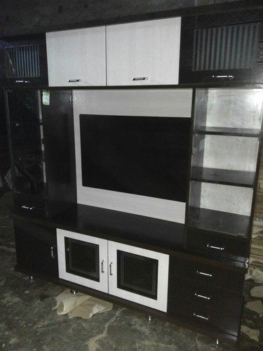 Designer Modular Led Tv Showcase At Rs 14000 Unit Modular Home Furniture Arihant Furniture