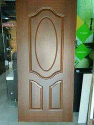 HDF Veneer Pu Coating Door