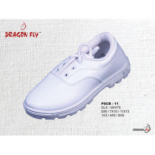 a18012e36685a Boys White School Shoes at Rs 160  pair