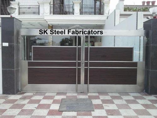 Modern Fancy Stainless Steel Gate At Rs 450 Kilogram S