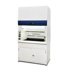 Laboratory Fume Hood with Cabinet